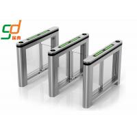 Wholesale Security Handicapped Swing Gate Barrier Automatic Time Attendance System from china suppliers