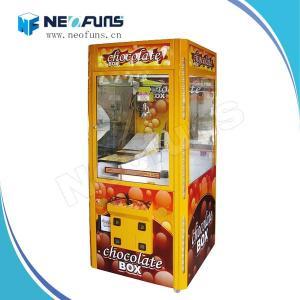 Wholesale Chocolate Crane Machine NF-P31, Hot Sell Candy Machine Vending,Vending Machine For Sale from china suppliers