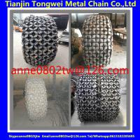 Wholesale Wheel loader tyre protection chain for 26.5-25 from china suppliers