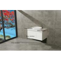Wholesale Water Saving Modern White Bathroom Vanity from china suppliers