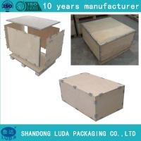 Wholesale collapsible plywood box from china suppliers