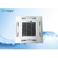 Wholesale 2.7KW CE Certified Chilled Water Cassette Fan Coil Unit False Ceiling Installation from china suppliers