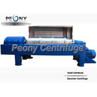 Wholesale Continuous Scroll Centrifuge Decanter Centrifuge Manure Sludge from china suppliers
