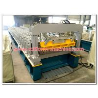 Wholesale Corrugated Long Span Aluminum Roof Sheets Rolling Machine for 0.4 0.5 0.6 0.7mm Oven Baked Aluminium Coils from china suppliers