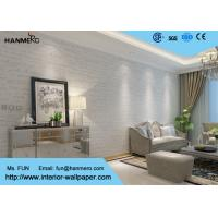 Living Room 0.53*10M Modern Particle Removable Non - woven Wallpaper