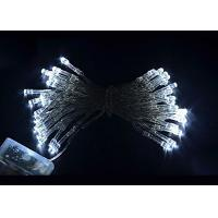 Wholesale 4.5 Volt Battery Powered LED String Lights 10meter 80 Bulbs Multicolor / White from china suppliers