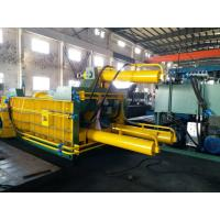 Wholesale Scrap Baler Machine For Leftover Metals / Copper / Aluminum Y81F-250 from china suppliers