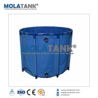 Wholesale Molatank Collapsible Fish Breeding Holding Tanks with Large/Small Size providing Customized Service from china suppliers