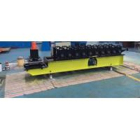 China Metal Frame Stamping Rolling Shutter Door Frame Roll Forming Machine 0.3 - 0.7mm Thick on sale