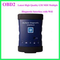 Wholesale Latest High Quality GM MDI Multiple Diagnostic Interface with Wifi from china suppliers
