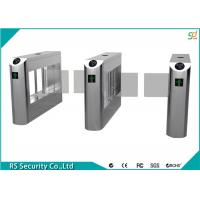 Wholesale High Security Flexible Smart Supermarket Swing Barrier Gate School IR Sensor Turnstile from china suppliers