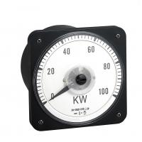Moving Coil Analog Electric Meter, 110*110mm Analogue Panel Ammeter Three Phase