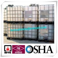 Wholesale 1000L Industrial IBC HDPE Tank , IBC Drum Tank With Galvanized Steel Framework from china suppliers