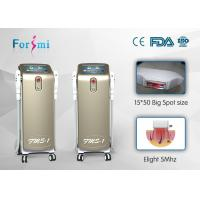 Wholesale led therapy IPL SHR Elight 3 In 1  FMS-1 ipl shr hair removal machine from china suppliers