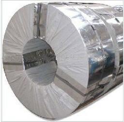 Buildings Dry / Oiled Galvanised Steel Strip 508mm Inner Diameter ISO Certification