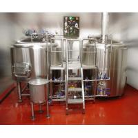 Wholesale SUS304L Beer Brewing Equipment/Beer Making System from china suppliers