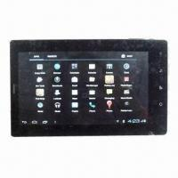 Wholesale 7-inch Tablet PC, Capacitive Multi-touchscreen, 3G, Bluetooth, Android V4.0 OS, Dual Camera/Wi-Fi from china suppliers