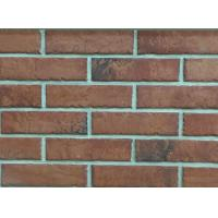 3D204 Light Weight 3D Thin Veneer Brick For Exterior / Interior Wall Decoration