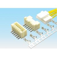 Wholesale Single Row SMT Type Board To Wire Connector , Circuit Board Power Connectors For LED Display from china suppliers