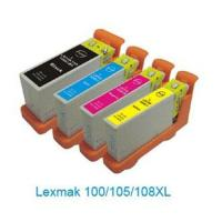 Wholesale NEW Ink Cartridge 100/105/108XL for Lexmark from china suppliers