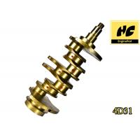 Wholesale Car Engine Spare Parts Mitsubishi Engine 4D31 MD012320 Crankshaft from china suppliers