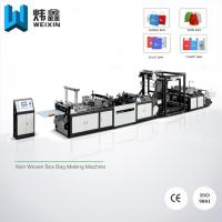 Wholesale Waterproof Non Woven Bag Making Machine With Printing Fully Automatic from china suppliers