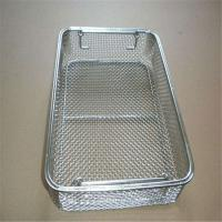Wholesale Stdisinfection Wire Mesh Basket Customized Shape For Daily Mess Storage from china suppliers