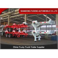 Wholesale Port widely used container chassis trailer / 2 axles Terminal trailers / 40 ft Terminal truck trailers from china suppliers