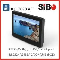 Wholesale SIBO Enhanced Tablet With RS232 RS485 POE from china suppliers