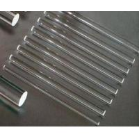 Wholesale Clear Quartz Glass Rod from china suppliers