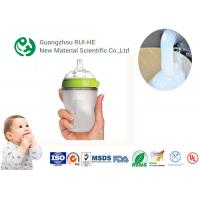Wholesale High Transparet Liquid Silicone Rubber To Make Baby Nipples Silicone Sealants For Breast Pump 6250-18 from china suppliers