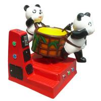 Buy cheap Coin operated amusement kiddie ride CE-Little Panda from Wholesalers