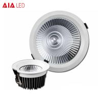 Buy cheap led downlight ip65& led round recessed downlight led downlight 30wfor home bathroom from wholesalers