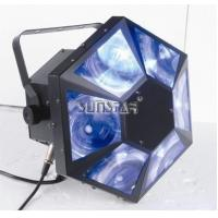 China 6 Channel, DMX-512 and LED Rotating Moon Flower Dmx Stage Light with 252 Light Source on sale