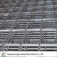 Wholesale Mild Steel A142 /A393 Reinforcing Concrete Mesh|Aperture Size 200mm x 200mm from china suppliers