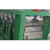 China V U Keel Light Steel Frame Machine , Automaticcable Tray Roll Forming Machine on sale