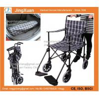Buy cheap RE131 Lightweight Folding Transport Chair, Wheelchair, Transport Chair from wholesalers