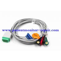 China GE Integrated Button 5 Wires Medical Equipment Accessories Material Inventory on sale