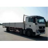 Buy cheap SINOTRUK HOWO Cargo Truck 25 Tons 6X2 LHD Euro2 290HP for Logistics ZZ1257M56C7C1A from Wholesalers