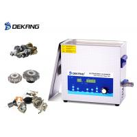 Wholesale Chain Parts Ultrasonic Cleaning Bath 40KHz 14L Power Adjustable For Musical Instruments from china suppliers