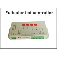 Wholesale 5V-24V Fullcolor LED controller T-1000S for fullcolor LED pixel fullcolor LED strip fullcolor LED lightings from china suppliers