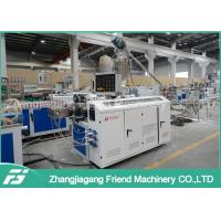 China Multi Function PVC Ceiling Panel Extrusion Line With CE / SGS / TUV Certificate on sale