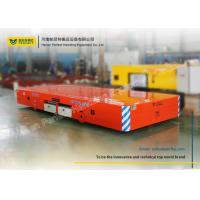 Wholesale 10T Heat - Resistant Material Transfer Cart Handing Trackless Trolley from china suppliers