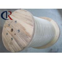Wholesale 0.4mm - 5.0mm Fiber Reinforced Plastic Rod FRP Optic Cable Central Strengthening from china suppliers