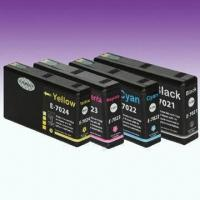 Wholesale Compatible Ink Cartridges with Pigment Ink, Suitable for Epson Workforce Pro Series Machine from china suppliers