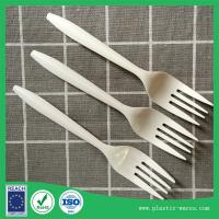 Wholesale Biodegradable / Compostable Heavyweight Disposable Forks from china suppliers