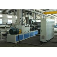 Wholesale Packing Industry Multilayer Plastic Sheet Co Extrusion Line Anti Oxygen 650kg/H from china suppliers