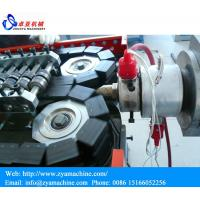 PE/PVC/PP SWC Single Wall Corrugated Pipe Tube Extruder Machine