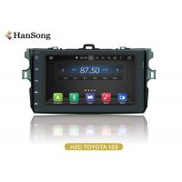 Wholesale Navigation System Android Car DVD Player For Toyota Corolla 2007 , Android Car Stero from china suppliers