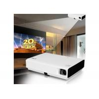 China 3D Android Smart Projector 1080p 3000 Lumens , Portable DLP Android Projector on sale